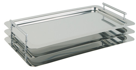 Plateau inox empilable GN 1/1